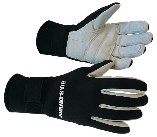 U.S. Divers Comfo Sport 2mm Diving Gloves - Water Warm 2mm Gloves