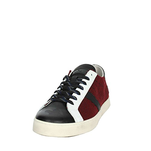 A Nero E Sneakers D Rosso 62 Bassa T I18 Uomo anOwdHqZxw