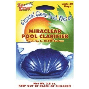 (LO-CHLOR LO-3015 MiraClear Blue 1-2/5-Ounce Water Purifying Gel Cap )