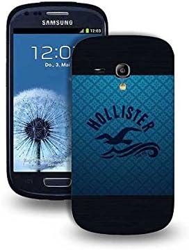 Brand Logo Hollister Samsung Galaxy S3 MINI Phone Accessories: Amazon.es: Electrónica