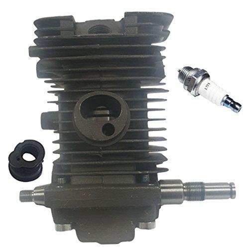 RA Brand Engine Motor Cyllnder + Piston Kit + Crankshaft + S