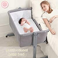 Baby Stepz - Brand New Close 2 ME Baby Bassinet Cot Crib Bedside with Mattress