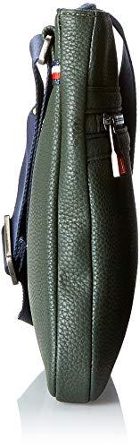 Shoppers hombro Ii Crossover Navy Stp bolsos Essential Hilfiger Verde de Tommy Tommy Core y Hombre qFw8tITxpW