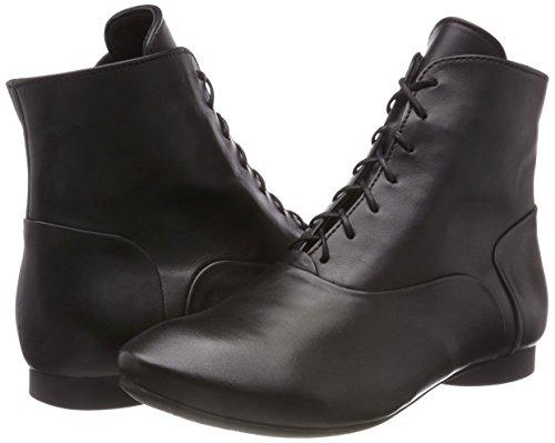 Think Noir 383278 Guad Desert Boots 00 Schwarz Femme qAqrX