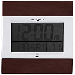 Howard Miller 625-429 Techtime III Wall Clock