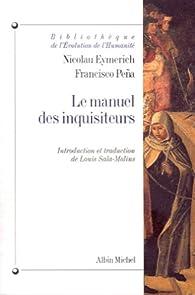 Le Manuel des Inquisiteurs par Nicolau Eymeric