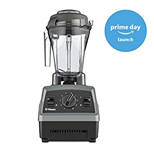 Vitamix E310 Explorian Blender Professional-Grade Container, 48 oz, Slate