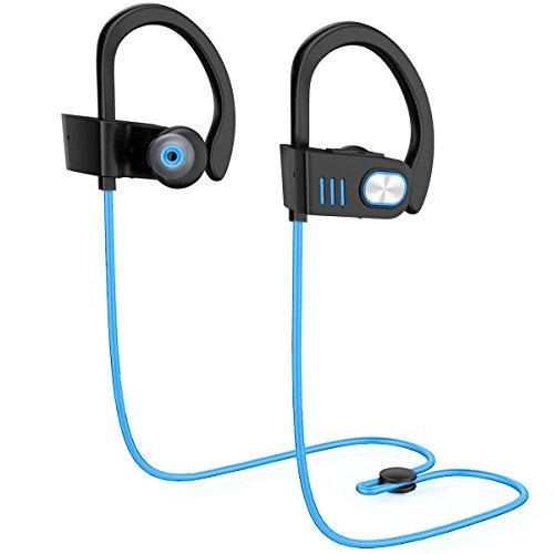 Hhusali Bluetooth Headphones Wireless In Ear Earbuds V4.1 ...