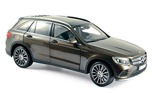 Amazon Com Norev 1 18 2015 Mercedes Benz Glc Toys Games