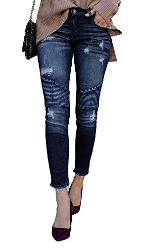 Moto Pants Womens - 8