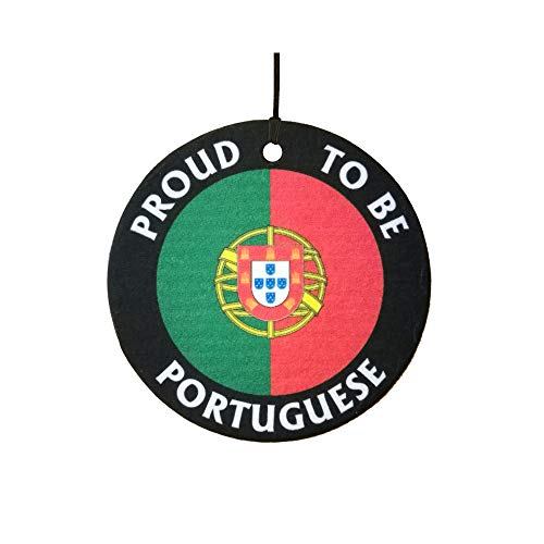 Portuguese Air - Proud to Be Portuguese Car Air Freshener