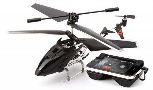 Griffin Technology GC30021 Helo TC Remote Controlled Helicopter for Android and iOS Device Mobile Accessories at amazon