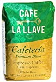 la llave coffee - Cafe La Llave Premium Blend Coffee . Large 2lbs. bag