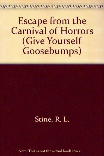 Goosebumps Series 2000 Books Pdf