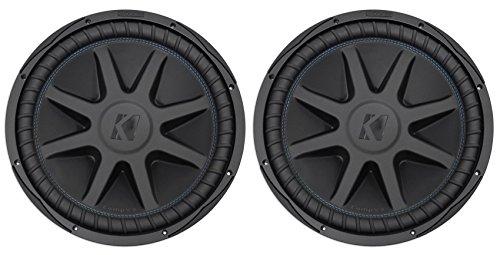 (2) Kicker 44CVX152 Comp VX CVX 15