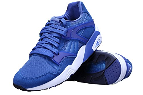 baskets mode puma blaze bleu