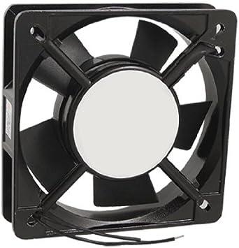 DealMux Axial ventilador de refrigeración con 2 cables 110 x 110 x ...