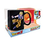 Dragon Ball Z - Goku vs. Buu Magic Mug and Coaster Gift Set