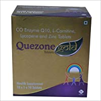 Quezone Gold Tablet, 1X10 Tablets