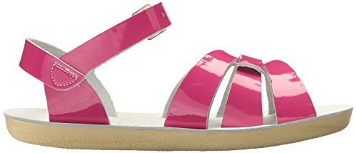 Saltwater Sandals Salt Water Sandals, Jungen Sandalen Rot Shiny Fuchsia