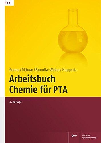 Arbeitsbuch Chemie für PTA