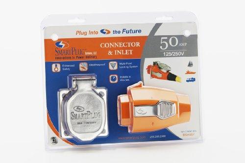 (SmartPlug Systems, LLC B50ASSY 50 Amp Combo Kit)