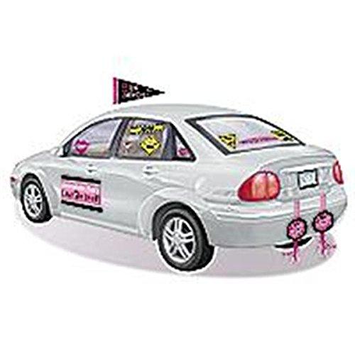 Gartner Studios Bachelorette Party Removable Car Art ()