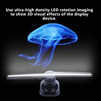 Vbestlife LED Proyector Holográfico 3D Holograma Publicidad ...