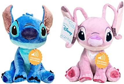 Lilo & Stitch - Pack 2 Peluches 1141