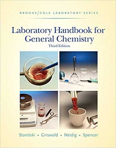 Laboratory Handbook for General Chemistry (with Student Resource
