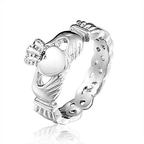 Prices for Diamond Concave Ring - 3