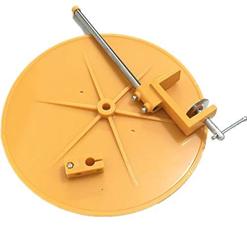 VistorHies - Bias Binding, Bias Tape, Roll Holder, Reel, Fits Into Industrial Sewing Machine 7YJ02