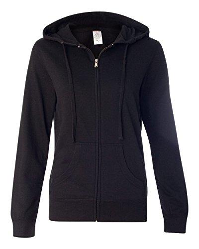 ITC Juniors' Heavenly Fleece Sweatshirt SS650Z - X-Large-Black
