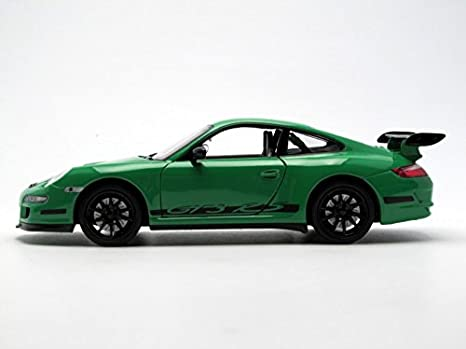 Welly Porsche - Rs 911/997 Gt3 - 2007 - 1/24 Escala (22495gr): Amazon.es: Juguetes y juegos