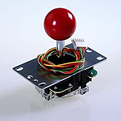 Image of the product Sanwa JLF TP 8YT Red Ball that is listed on the catalogue brand of SANWA.