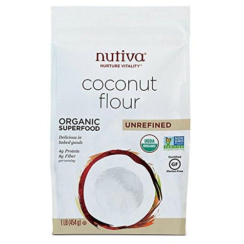 Nutiva Organic Flour Coconut Pound