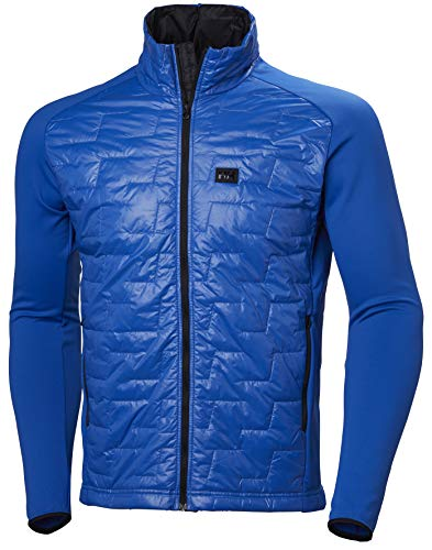Helly Hansen Men's LIFA Loft Hybrid Insulator Jacket, Olympian Blue, Large ()