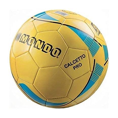 Mondo 13179 - Calcetto Pro Pallone di Cuoio ecf50f095f692