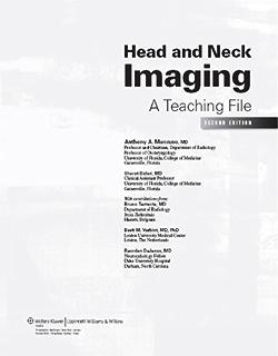 Neuroimaging a teaching file a teaching file lww teaching file head and neck imaging a teaching file lww teaching file series fandeluxe Choice Image