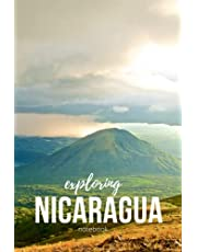 """Exploring Nicaragua 6"""" x 9"""" lined paper notebook"""