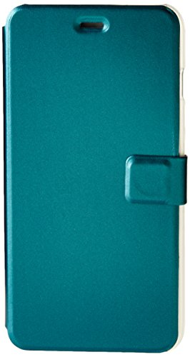 LD A000777 Case Schutzhülle mit Kartenschlitzen für iPhone 6 Plus blau