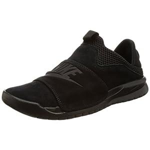 Nike BENASSI SLP Mens fashion-sneakers 882410-003_8.5 - BLACK/BLACK-BLACK