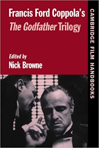 Book Francis Ford Coppola's The Godfather Trilogy (Cambridge Film Handbooks) by Nick Browne (Editor) (13-Nov-1999)