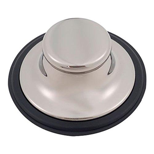 Jaclo 2817-SN Brass Disposal Stopper, Satin Nickel 85%OFF