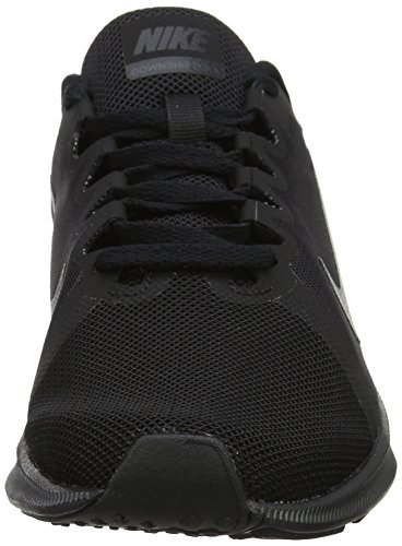 NIKE 8 Black de Running Noir Femme 002 Downshifter Chaussures Black 8rnqx85