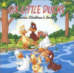 Six Little Ducks by Kimbo (2000-04-05)
