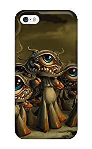 Fashionable YznXsGY4522usLwa Iphone 5/5s Case Cover For The Eye Creatures Protective Case