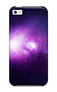 3989591K33654829 Tough Iphone Case Cover/ Case For Iphone 5c(space Nebulae)
