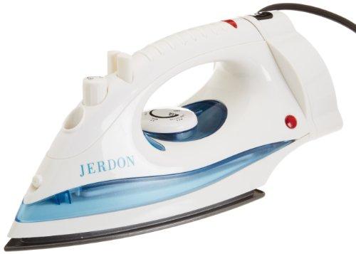 Jerdon J913W Iron Dual Retractable