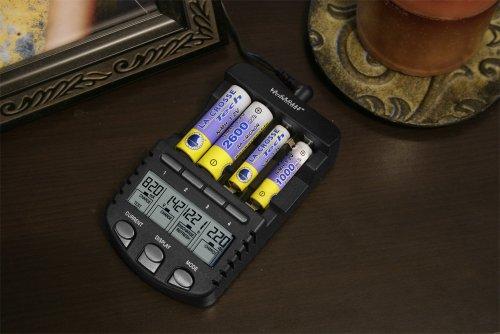 La Crosse Technology BC700-CBP Alpha Power Battery Charger by La Crosse Technology (Image #5)